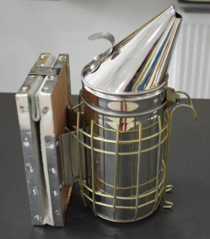 Afumator inox cu protectie-1501007-1
